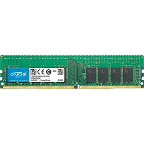 2666 16GB Crucial 2666 RDIMM Speichermodul ECC REG