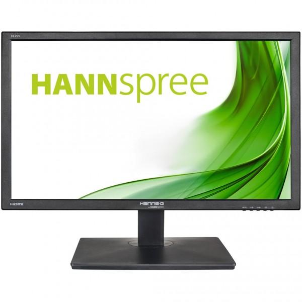 """54,6cm/21,5"""" (1920x1080) Hannspree HL225HPB Full HD 5ms HDMI VGA LS black"""