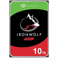 10TB Seagate IronWolf ST10000VN0008 7200 RPM 256MB