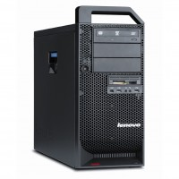 B PC/WS Lenovo ThinkStation D20 2 x Intel Xeon X5650 (6x2,66) / 96GB DDR3 / 4x256GB SSD / Win 10 Pro