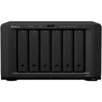 6-Bay Synology DS1618+ - CPU Atom C3538