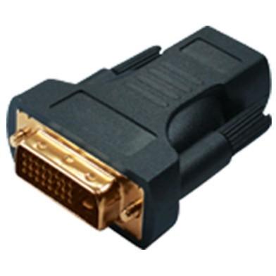 DVI-D (24+1) > HDMI (ST - BU) Adapter