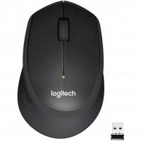 Logitech M330 SILENT PLUS wireless black