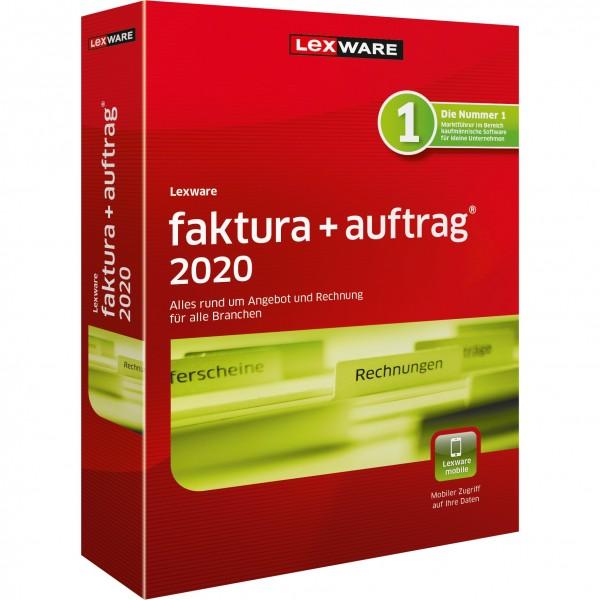 ESD Lexware faktura+auftrag 2020 (1Y)
