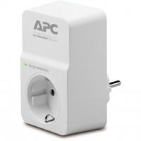 APC SurgeArrest Essential PM1W-GR - 1x Überspannungsschutz