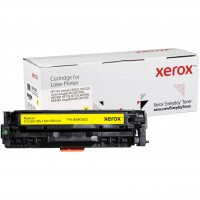 TON Xerox Yellow Toner Cartridge equivalent to HP 304A for use in Color LaserJet CP2025, CM2320; Canon LBP7200c, LBP7660, MF726, MF729 (CC532A)