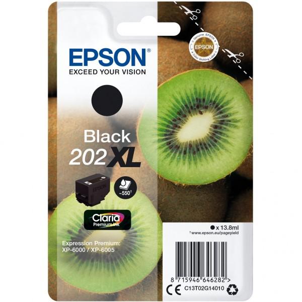 Epson 202 C13T02G14010 black HC