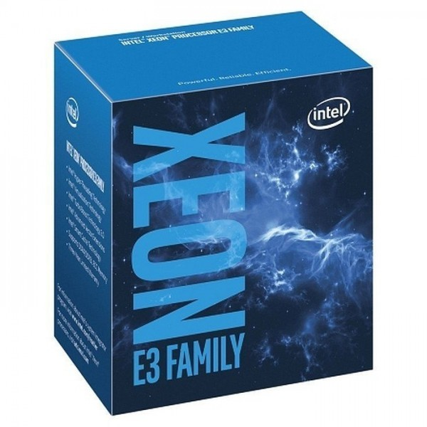Intel S1151 XEON E3-1270V6 BOX 4x3,8 72W