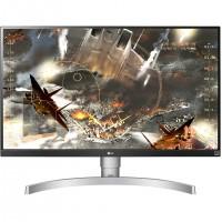 "68cm/27"" (3840x2160) LG 27UL650-W 4K Ultra HD IPS 5ms 2xHDMI DP 16:9 Pivot Silver"
