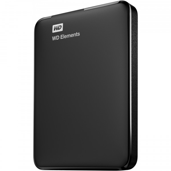 2,5 1TB WD Elements Portable USB 3.0 black