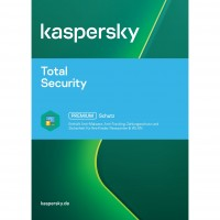 ESD Kaspersky Total Security - 3 Devices