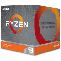 AMD AM4 Ryzen 9 12 Box 3900X 3,8 GHz MAX Boost 4,6GHz 12xCore 64MB 105W with Wraith Prism cooler 7nm