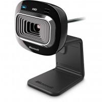 Microsoft LifeCam HD-3000 HD Webcam 1280x720 Audio USB 2.0