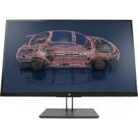 """68,6cm/27"""" (2560x1440) HP Z27n G2 Quad HD IPS USB Hub DVI 2xDP Pivot Dark Grey"""