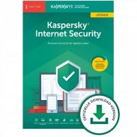 ESD Kaspersky Internet Security 1 Device - Upgrade