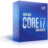 Intel S1200 CORE i7 10700K BOX 8x3,8 125W WOF GEN10
