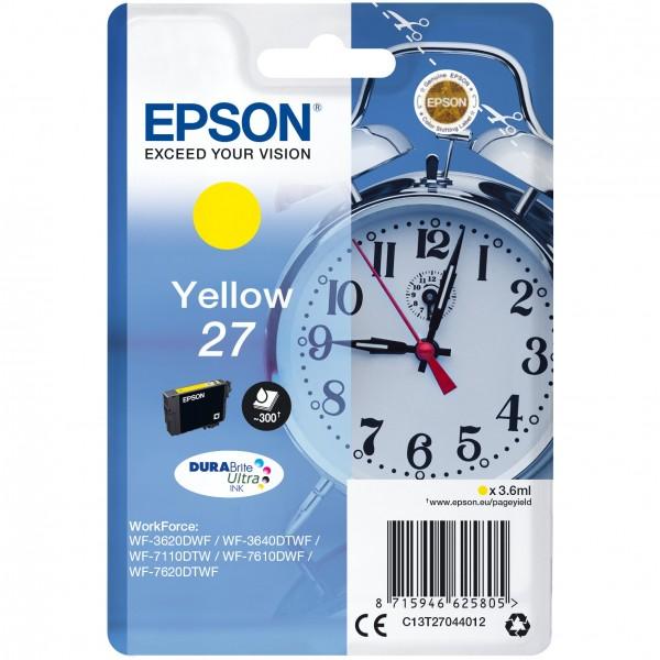 Epson C13T27044012 yellow
