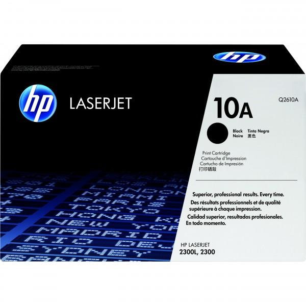 HP # 10A Q2610A black