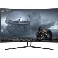 80cm/31,5'' (2560x1440) LC-Power LC-M32-QHD-144-C-V2 Curved Gaming 16:9 4ms 144Hz 3xHDMI DisplayPort VESA Quad HD Black