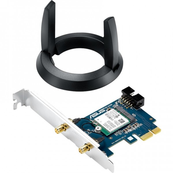 PCE-AC55BT B1 AC1200 Dual-Band PCIe® WLAN-Adapter inklusive Bluetooth 4.2