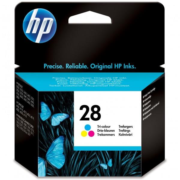 HP # 28 C8728AE color