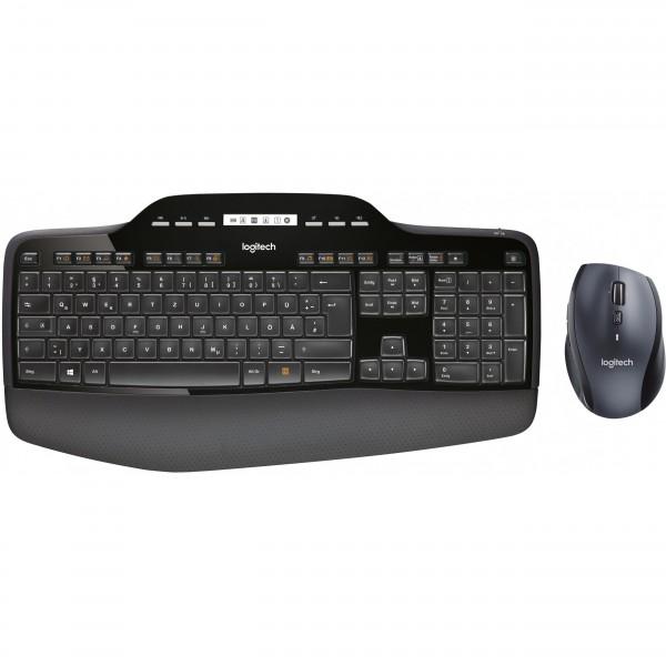 Logitech MK710 wireless combo Black