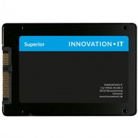 "2.5"" 256GB InnovationIT Black BULK"