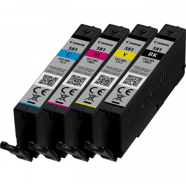 Canon CLI581 CMYK