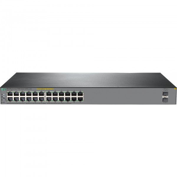 HP Enterprise OfficeConnect 1920S 24G 2SFP PoE+ (370W) Switch
