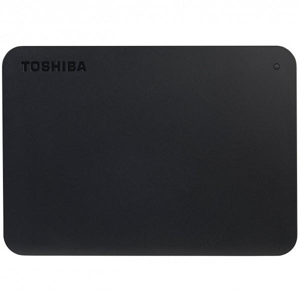 2,5 500GB Toshiba Canvio Basics USB3.0 black NEW