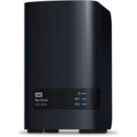 3,5 12TB WD My Cloud EX2 Ultra (HDD 6TB x2 ) Raid 0-1 Gigabit Ethernet
