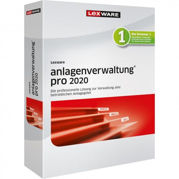 ESD Lexware Anlagenverwaltung pro 2020 (1Y)