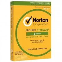 ESD Norton Security Standard 3.0 - 1 Device - 1 Year