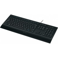 Logitech K280e Keyboard for Business DE - Tastatur - USB