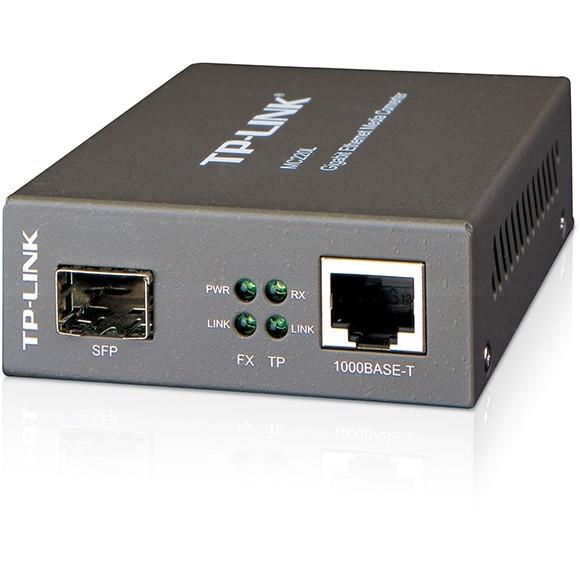 Z TP-LINK MC220L - Medienkonverter - Gigabit Ethernet