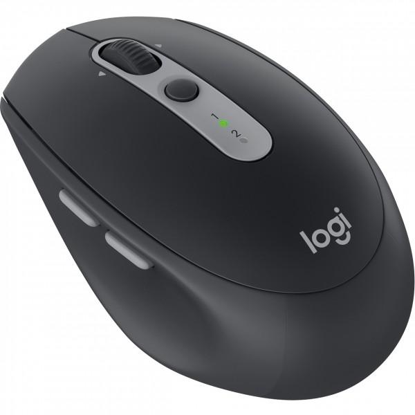 Logitech M590 Silent Bluetooth Optisch Graphit