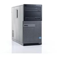 PC DELL OptiPlex 7010 i5-3470 (4x3,2) / 16GB DDR3 / 240GB SSD + 2TB HDD / Win 10 Home / DVDRW/ Tower