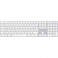 Apple Magic Keyboard mit Ziffernblock - Bluetooth - White