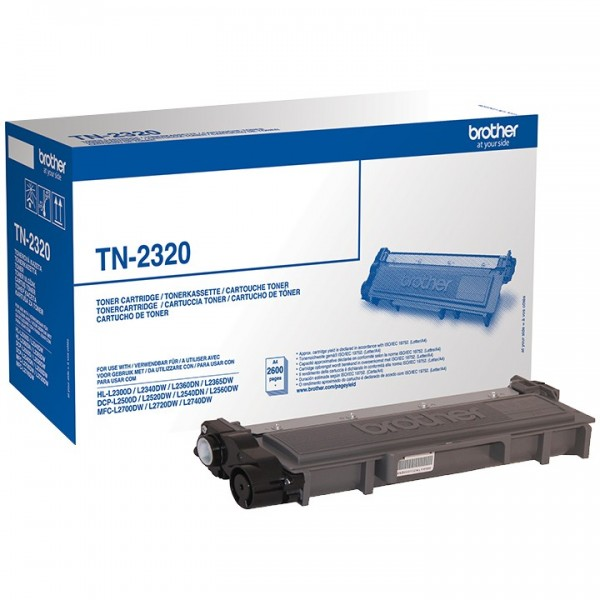 Brother TN-2320 black