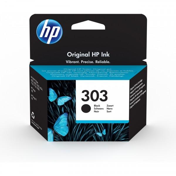 HP 303 black T6N02AE#UUS