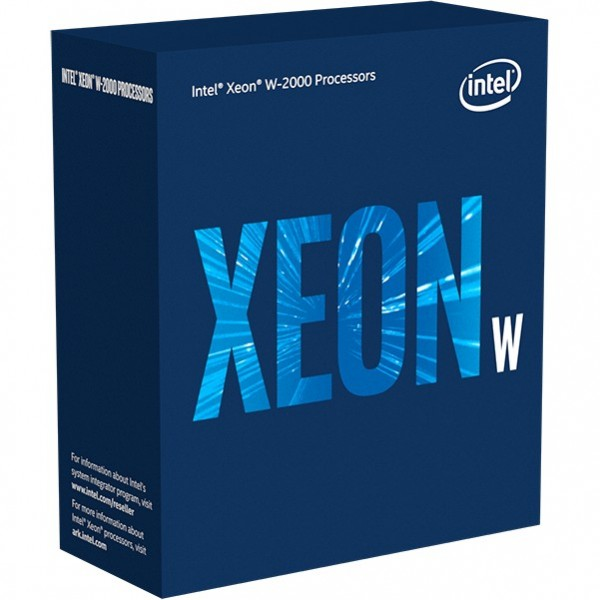 Intel S2066 XEON W-2123 BOX 4x3,6 120W