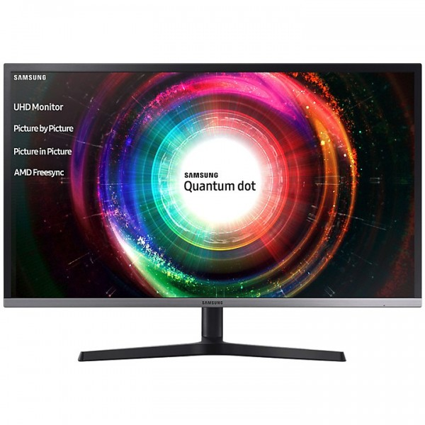 "81,3cm/32"" (3840x2160) Samsung U32H850 4K Ultra HD 4ms USB Hub 2xHDMI DP Pivot 3000:1 Black Silver"