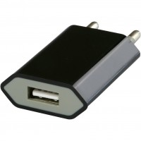 Ladegerät 240V 1xUSB 1,0A black | Innovation IT