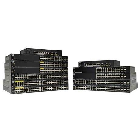 Cisco Small Business SG250-26P M RM PoE