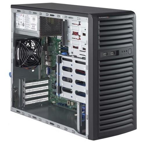 Tower E3-1270v6/16GB/2x2TB