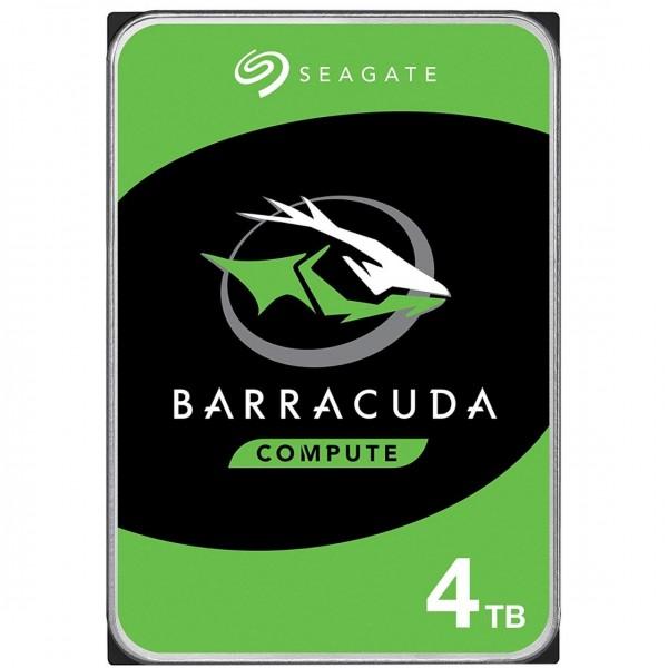 4TB Seagate Barracuda ST4000DM004 5400RPM 256MB
