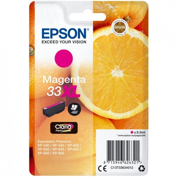 Epson C13T33634012 magenta HC