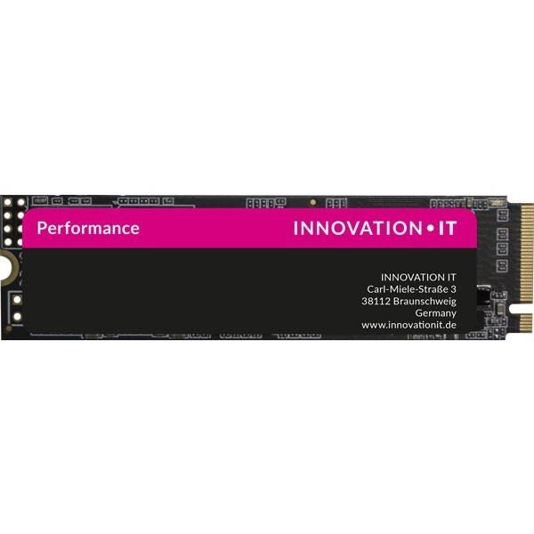 M.2 512GB InnovationIT Black NVMe PCIe retail