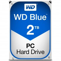 2TB WD WD20EZRZ Blue 5400RPM 64MB