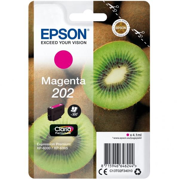 Epson 202 C13T02F34010 magenta